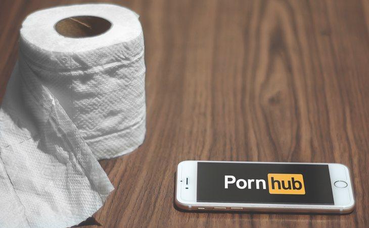 Se dispara el consumo en PornHub por el confinamiento provocado por el coronavirus