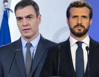 Financial Times critica el papel de la oposición en España en plena crisis del coronavirus