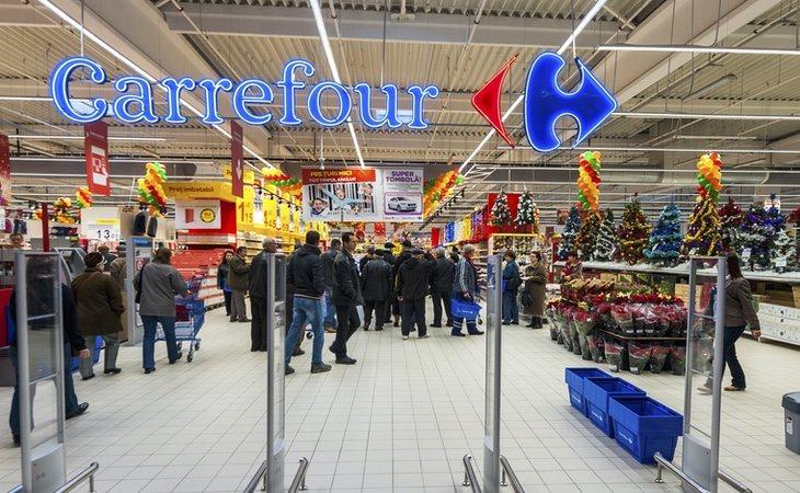 Carrefour ha restringido el horario de sus tiendas 24 horas, hipermercados y supermercados
