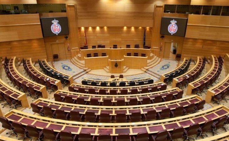 El Senado ha admitido a trámite la propuesta de ERC y EH Bildu
