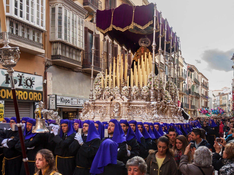 El PP pide que TVE emita procesiones de otros años esta Semana Santa