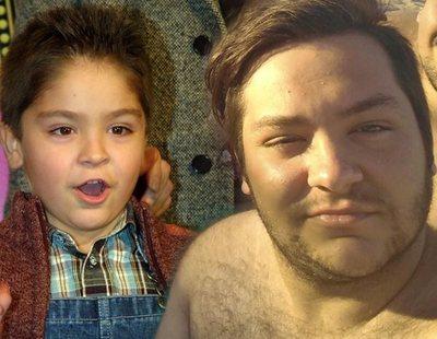 Reaparece Raulito, el niño que versionaba 'Que la detengan', y aclara que no es drogadicto