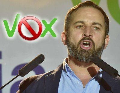#IlegalizaciónDeVOX: Las redes sociales piden que se de declare ilegal al partido ultra