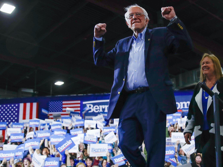 Bernie Sanders abandona y despeja el camino a Joe Biden como candidato demócrata