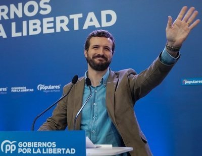 """El argumentario que el PP impone a sus cargos: """"El Gobierno quiere recortar libertades, no combatir la pandemia"""""""