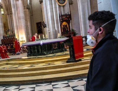 """Abogados Cristianos denuncia al Gobierno por """"persecución religiosa"""" por interrumpir misas durante el estado de alarma"""