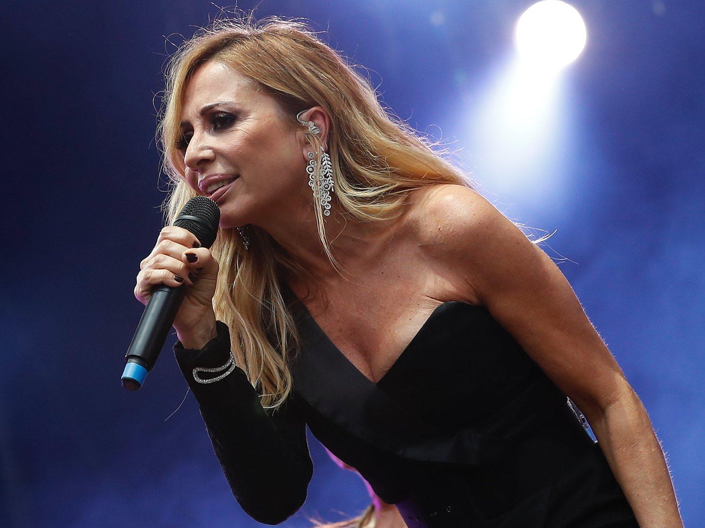 Marta Sánchez crea un himno para luchar contra el coronavirus