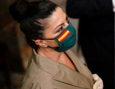 Macarena Olona (VOX) acusa a Pedro Sánchez de estar aplicando la eutanasia en las residencias