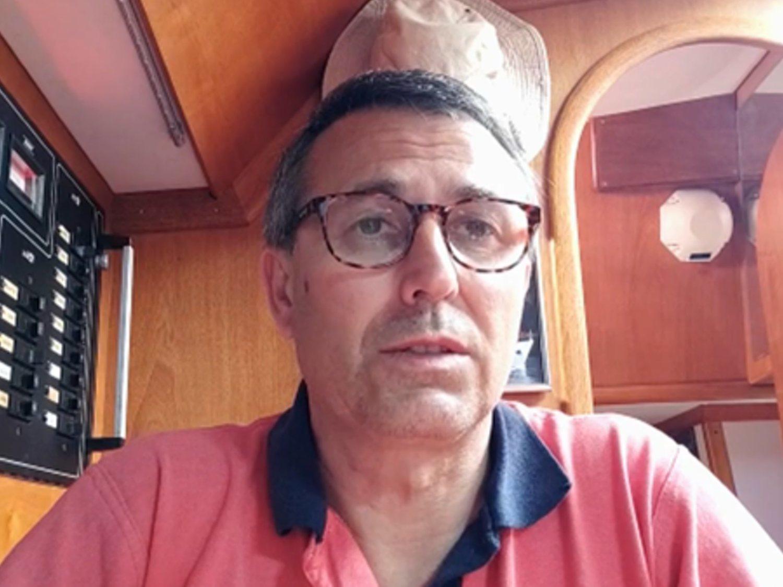 Expulsado un valenciano de la isla desierta frente a Formentera donde pasaba la cuarentena