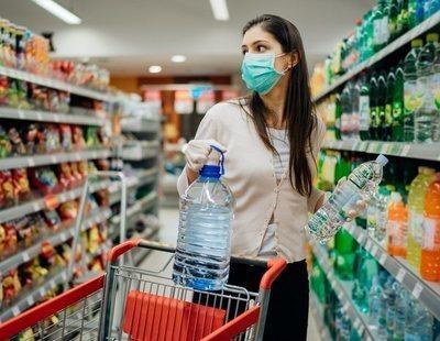 ¿Me puedo contagiar por el coronavirus por ir al supermercado? El vídeo que pone en alerta
