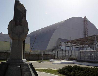 Se acerca al reactor el incendio de Chernobyl mientras se multiplica la radiación