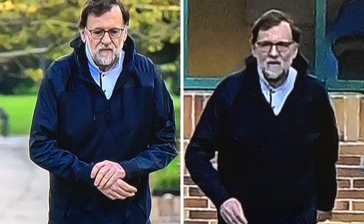 Mariano Rajoy, 'cazado' saltándose el confinamiento | La Sexta