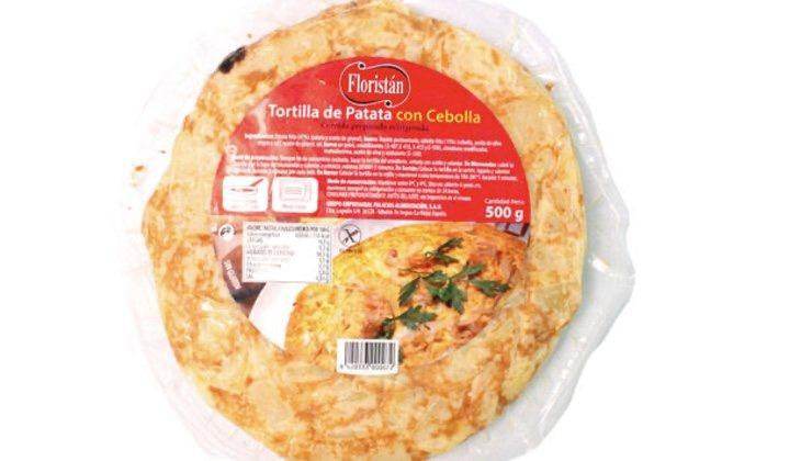 La peor tortilla de patatas envasada del supermercado es de la marca Floristán, según la OCU
