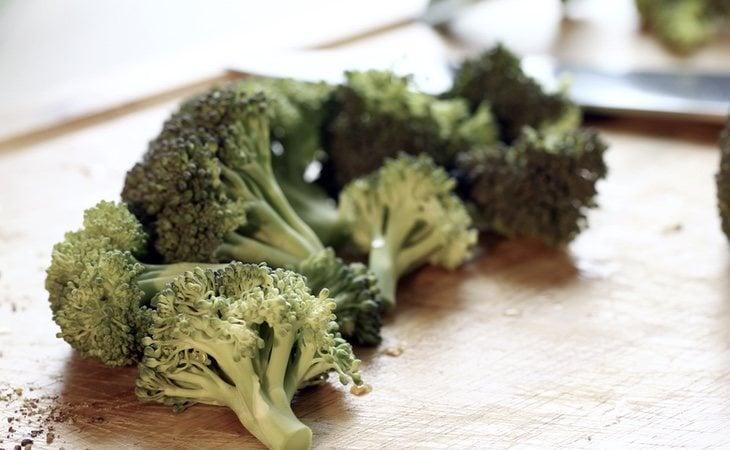 El brócoli ha subido de precio