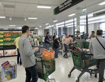 ¿Qué productos de Mercadona, Lidl, Carrefour o DIA han subido de precio durante la crisis?