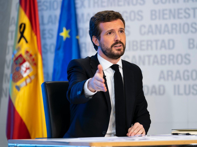 La peligrosa estrategia del PP: dar al PSOE su particular 11-M a costa de ser fagocitado por VOX