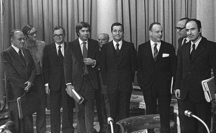 Pactos de la Moncloa de 1977