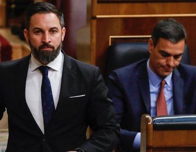 """VOX se querella contra Pedro Sánchez y el Gobierno por """"delitos de imprudencia grave con resultado de muerte"""""""