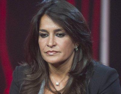 Aída Nízar, detenida por presuntamente haber amenazado a su novio con un cuchillo