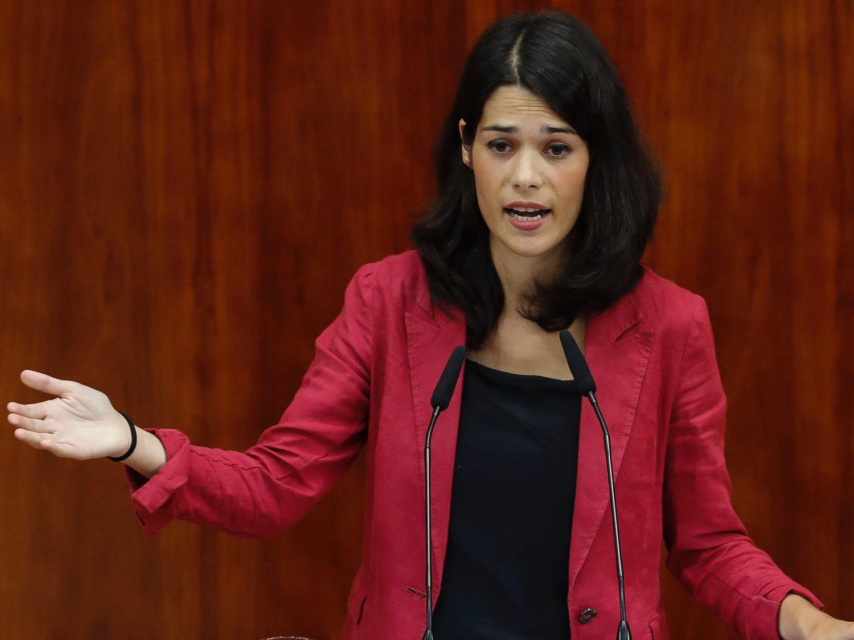 Isa Serra (Podemos), condenada a 19 meses de cárcel e inhabilitación por atentado a la autoridad