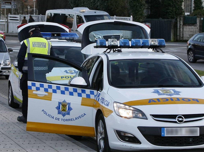 La Policía multa con 1.500 euros a un repartidor que llevaba material sanitario al hospital