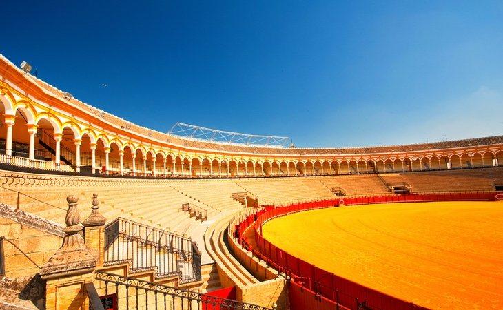 Las plazas de toros se encuentran desiertas por la pandemia del coronavirus