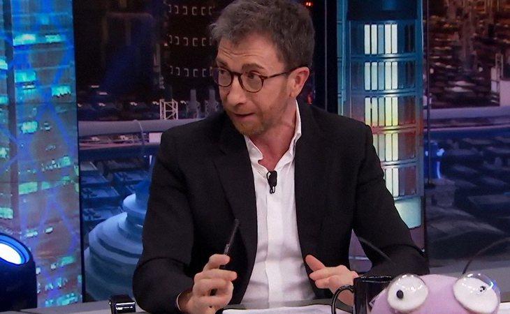 Pablo Motos, muy crítico con el Gobierno desde 'El Hormiguero'