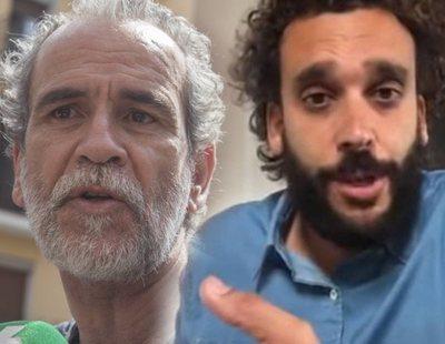 """Willy Toledo llama """"delincuente"""" a Spiriman y le pregunta por los 129.000 euros recaudados"""