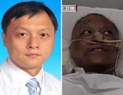 El motivo por el que varios médicos chinos despiertan negros del coma por el coronavirus