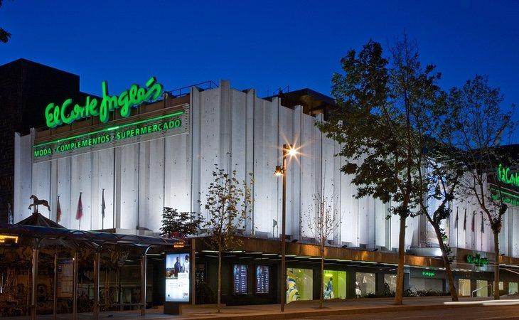 El Corte Inglés se prepara para adelantar su plan de cierre de centros comerciales
