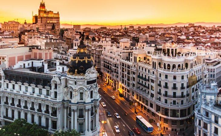 Madrid continua como uno de los territorios más afectados por el coronavirus