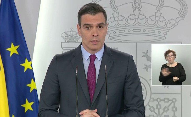 Pedro Sánchez: 'En la fase 3, una vez que se cumplan los marcadores requeridos, se limitarán las restricciones de movilidad'. Y añade: 'En ...