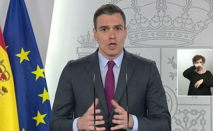 Pedro Sánchez: 'La desescalada no irá al mismo ritmo en toda España, ni siquiera en la Comunidad Autónoma'