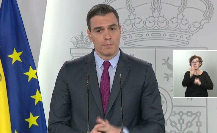 Pedro Sánchez: 'No hay un calendario en consecuencia cerrado y uniforme, avanzaremos en cada lugar tan rápido como lo permita la epidemia'