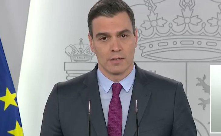 Pedro Sánchez: 'En este estado de alarma vamos a necesitar el apoyo no solo de las comunidades, sino de los Ayuntamientos, como para la apertura de ...