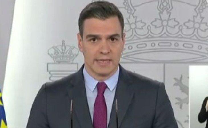 Pedro Sánchez: 'Desde la Fase 1 habrá una mayor libertad de movimiento, pero interprovincial, dentro en la provincia en la que uno vive'