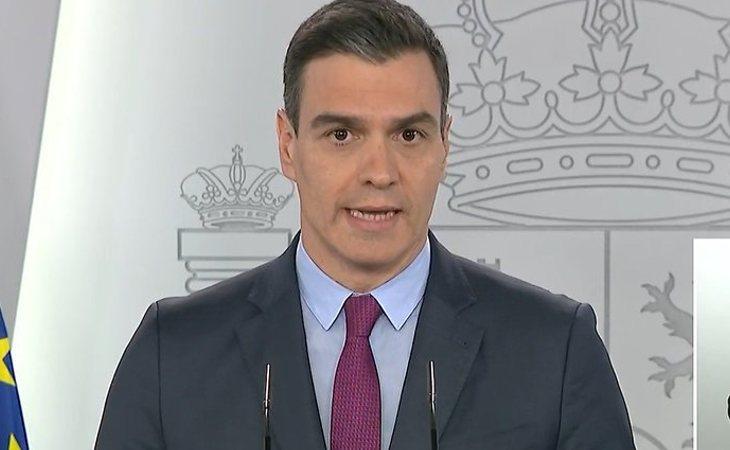 Pedro Sánchez propone una reforma de la Constitución para blindar la sanidad pública