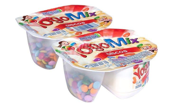 Los yogures retirados por Mercadona