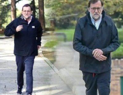 La Policía denuncia a Mariano Rajoy por saltarse el confinamiento para hacer ejercicio