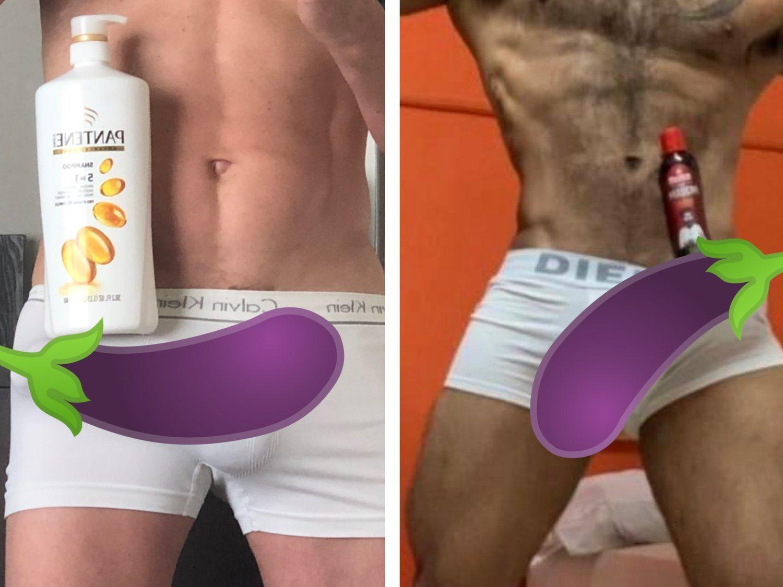 #ShampooChallenge o sostener un bote de champú con el pene: el reto viral más sexual