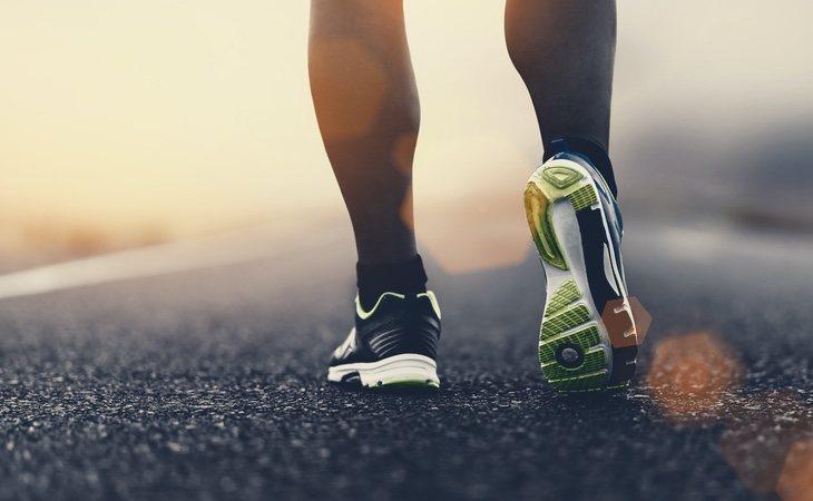 El deporte compartirá la franja de paseo y únicamente se podrá realizar de manera individual