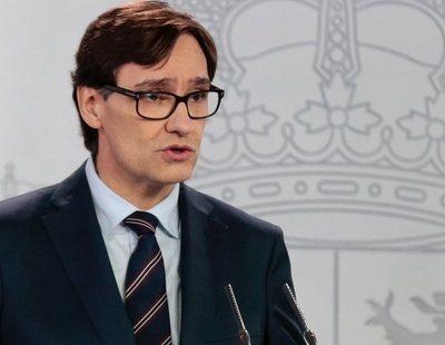 El ministro de Sanidad detalla las normas y horarios para las salidas a la calle