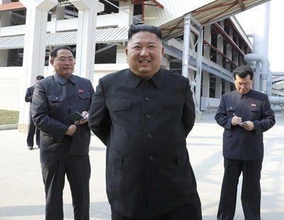 Kim Jong-un reaparece en público después de tres semanas de ausencia