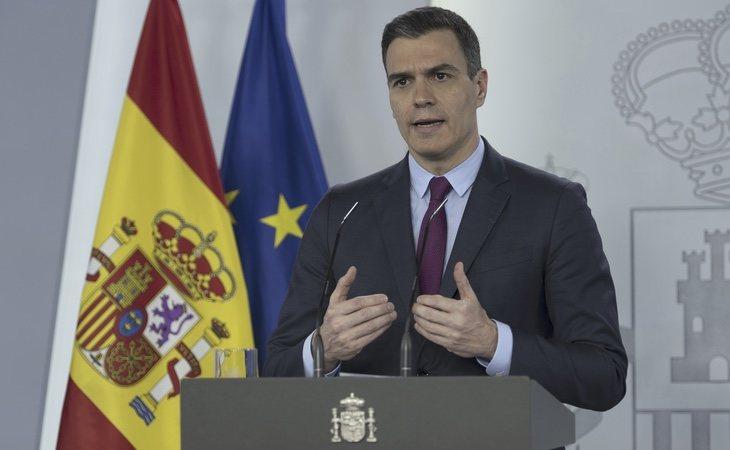 El presidente ha advertido sobre los riesgos que enfrenta la economía española trass la pandemia