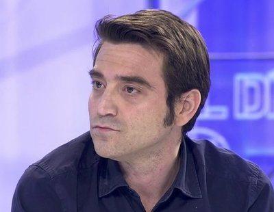 Javier Negre 'se traga' el bulo de una cuenta fake sobre una moción de censura de PP y VOX