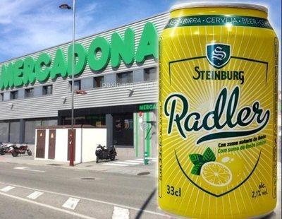 El timo de la cerveza Steinburg Radler de Mercadona