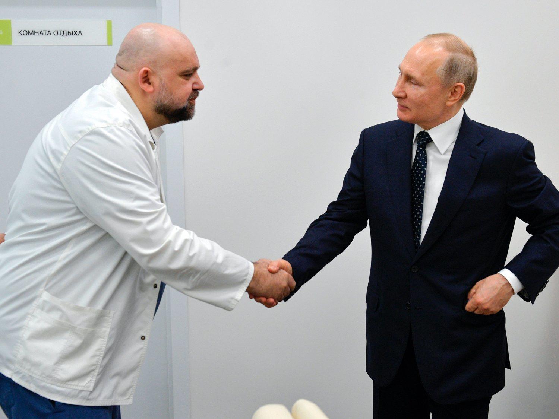 Tres médicos rusos caen por la ventana del hospital tras criticar la gestión de la pandemia