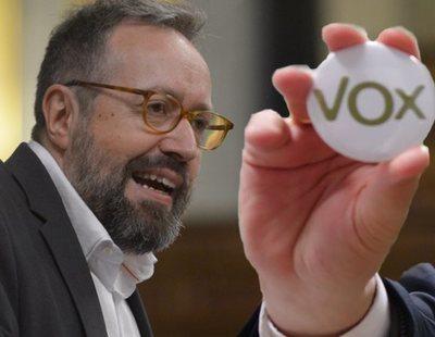 Juan Carlos Girauta se da de baja en Ciudadanos y VOX comienza a cortejarlo