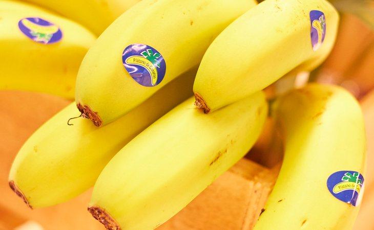 Plátano de Canarias quiso donar fruta fresca para incluirlos en los menus escolares de la Comunidad de Madrid