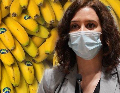 Se rechazó la donación de fruta en los menús de Ayuso para niños vulnerables en Madrid